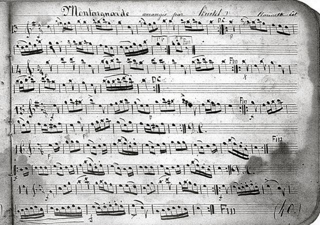 27 Suite de montagnardes (recueil d'Étienne Brun, Puy-de-Dôme)