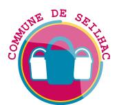 logo seau 3 Mairie Seilhac