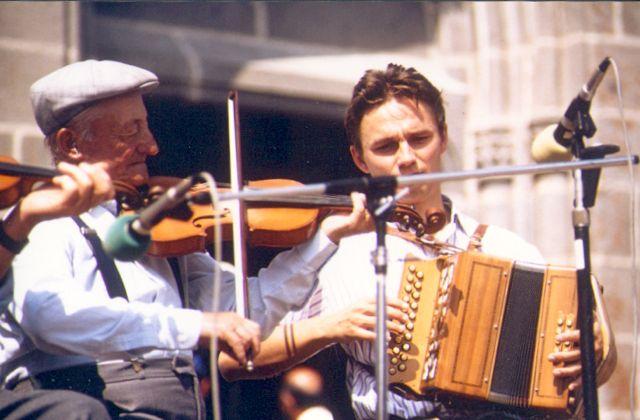 14 André Gatignol avec Éric Cousteix 1 (Saint-Donat été 1991)